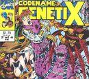 Codename: Genetix Vol 1 2