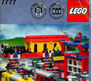 7777 LEGO Trains Idea Book