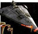 Sith starship classes