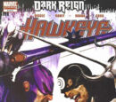 Dark Reign: Hawkeye Vol 1 2