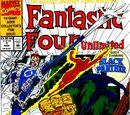 Fantastic Four Unlimited Vol 1