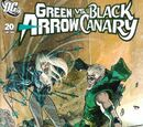 Green Arrow and Black Canary Vol 1 20