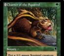 Chatter of the Squirrel