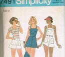 Simplicity 7491