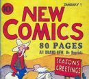 New Comics Vol 1 2