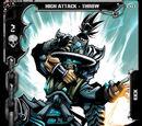 C13 Chaos Axe Kick