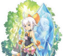 Esbozos de Final Fantasy Crystal Chronicles: Echoes of Time