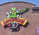 Muppets Courtyard attractions