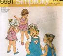 Simplicity 6991 A