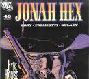 Jonah Hex Vol 2 43
