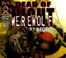 Dead of Night Featuring Werewolf by Night Vol 1 2