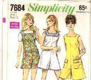 Simplicity 7684