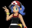 Personajes de Pokémon Battle Revolution