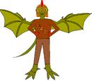 Bronze Basilcock