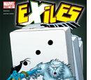 Comics Released in November, 2004