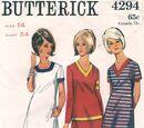 Butterick 4294