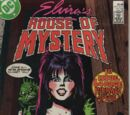 Elvira's House of Mystery/Covers
