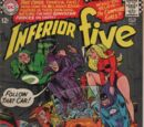 Inferior Five Vol 1