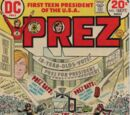 Prez/Covers
