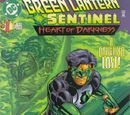 Green Lantern/Sentinel: Heart of Darkness Vol 1 1