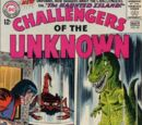 Challengers of the Unknown Vol 1 43