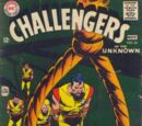Challengers of the Unknown Vol 1 64