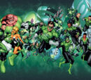 Green Lantern Corps (New Earth)