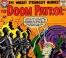 Doom Patrol/Covers