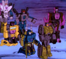 Combaticons (G1 Serie)