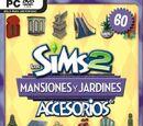 Los Sims 2: Mansiones y Jardines - Accesorios