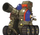 Egg Bomber Tank