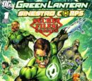 Green Lantern/Sinestro Corps Secret Files and Origins Vol 1 1