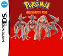 Pokémon Alexandrite Red and Green