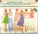 McCall's 5548