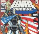 War Machine Vol 1 16