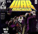 War Machine Vol 1 19
