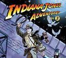 Indiana Jones Adventures: Volume 2: Curse of the Invincible Ruby