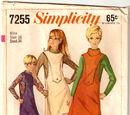 Simplicity 7255 A