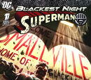 Blackest Night: Superman Vol 1 1