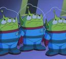 Buzz Lightyear Universe