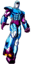 Sentinel Squad Armor from Sentinel Squad O*N*E Vol 1 1 0001.png