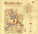 Ultima Underworld I Map