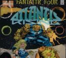 Fantastic Four: Atlantis Rising Vol 1 2