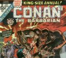 Conan the Barbarian Annual Vol 1 2/Images