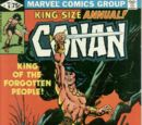 Conan the Barbarian Annual Vol 1 6/Images