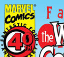 Fantastic Four: World's Greatest Comics Magazine Vol 1 1