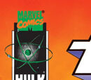 Incredible Hulk: Hercules Unleashed Vol 1 1