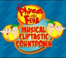 Phineas and Ferb Musical Cliptastic Countdown