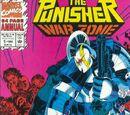 Punisher: War Zone Annual Vol 1 1