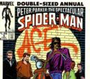 Peter Parker, The Spectacular Spider-Man Annual Vol 1 5
